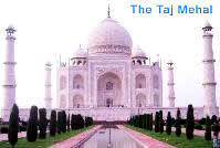The Taj Mehal Agra India